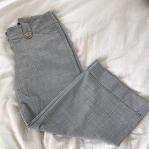 Express design studio cropped pants